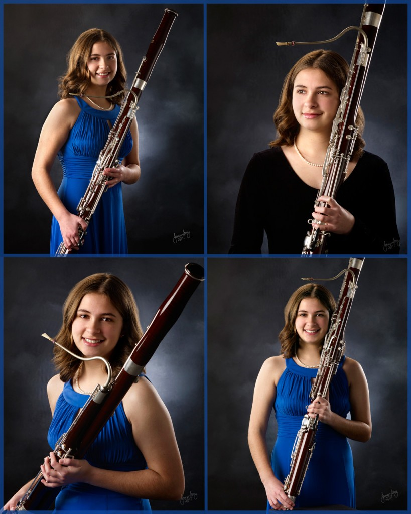 Portraits with Bassoon