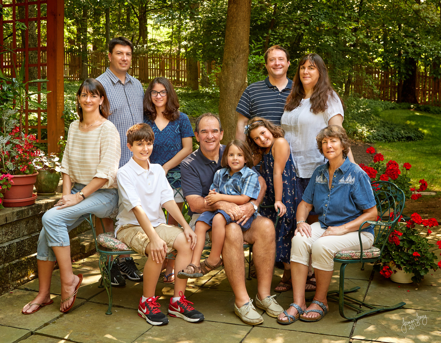 Family Portrait, Ellicott City MD