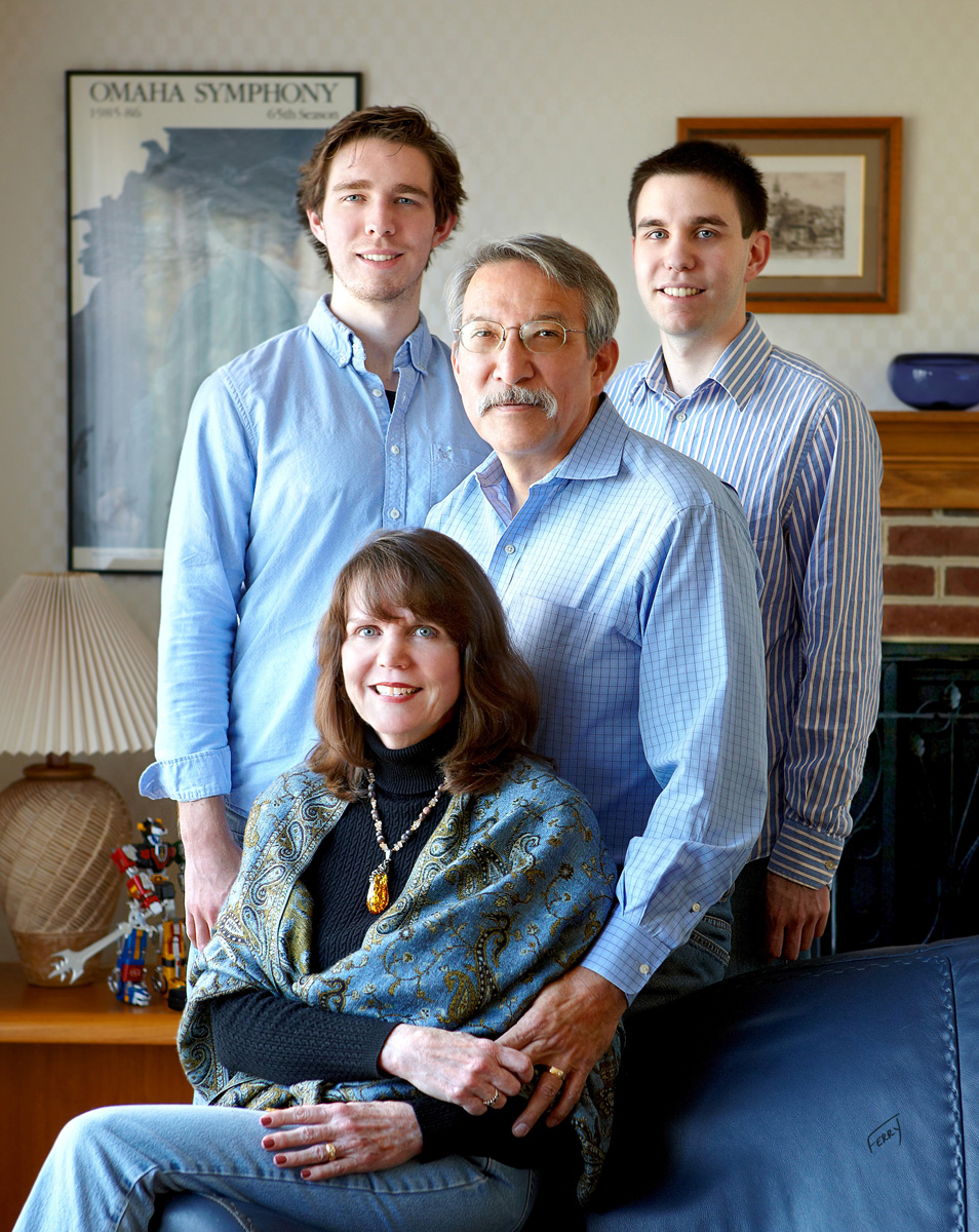 Location Family Portrait Columbia MD